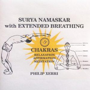 Surya Namaskar CD