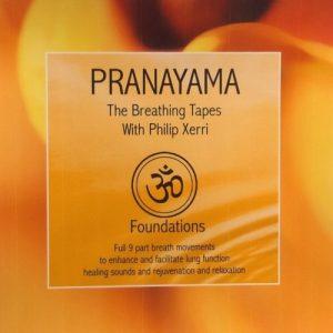 Pranayama Foundations CD