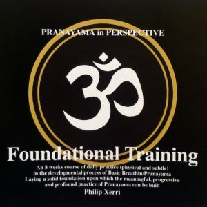 Pranayama in Perspectve – Foundational Training – 3 CD Set
